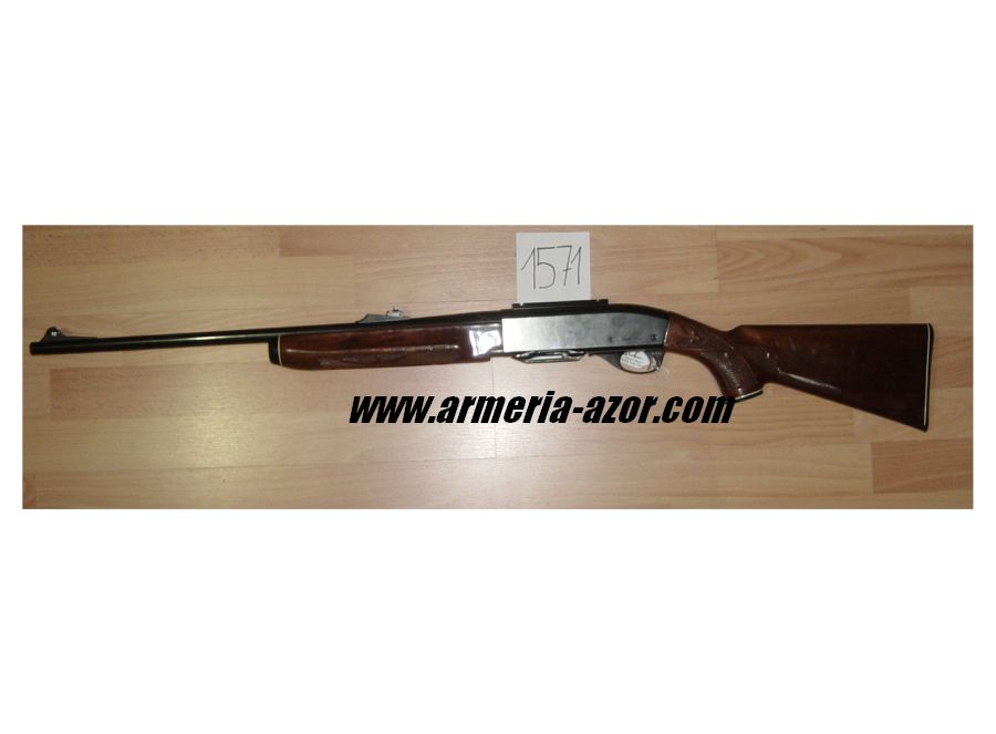 Rifle Remington Model 7400 Cal. 280+Carril weaver. Usado