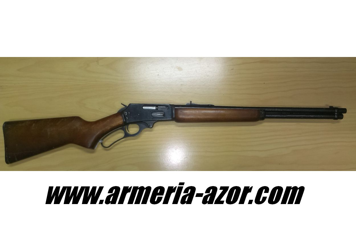 Rifle Marlin Mod. 30AS Cal. 30-30 Win Usado