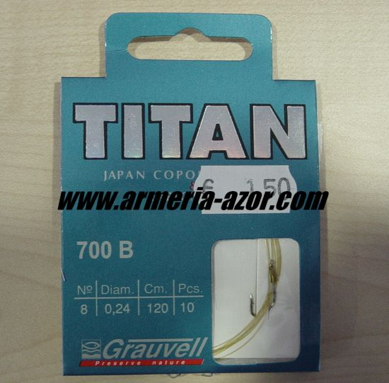 Anzulo Titan Grauvell 700 B