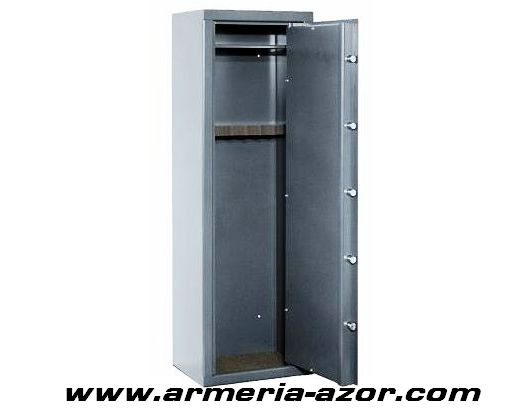 Infac Gun Safe 6 Long Rifles