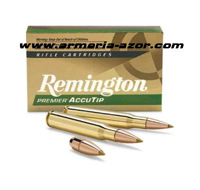 Remington Premier Accutip 30-06 165 gr. (Box 20 Bullets)