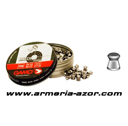 Gamo Match 5,5 (.22) Pellets