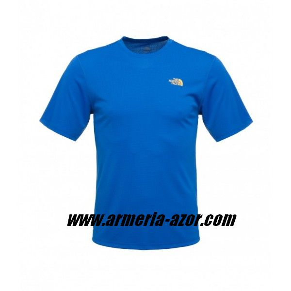 Camiseta The North Face M SoLid Flex Crew