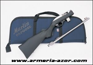 Rimfire Rifle Marlin Papoose 70PSS Cal. 22