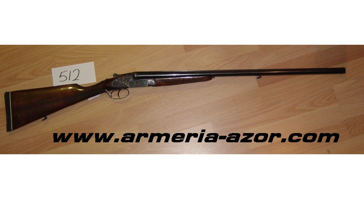 Victor Sarasqueta Side by Side Used Shotgun