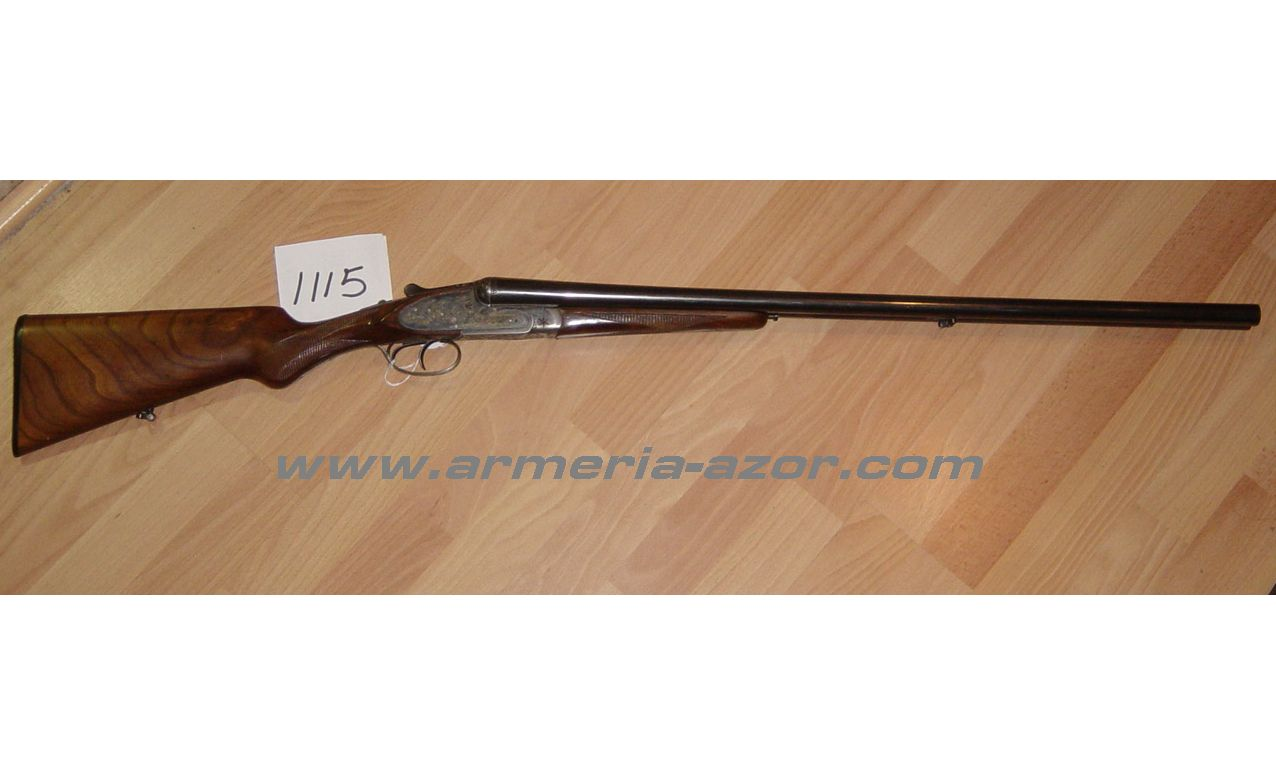 Victor Sarasqueta Side by Side Useg Shotgun