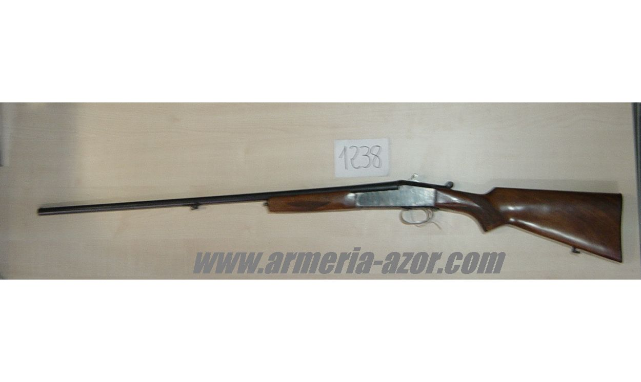 One shot Z.H. 36/410 Used Shotgun