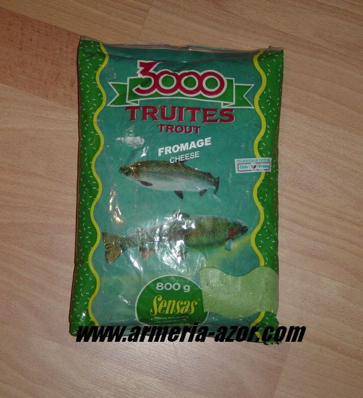Sensas 3000 Truites Trout