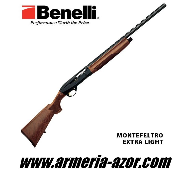 Benelli Montefeltro Extralight Shotgun CAL.12 Offer