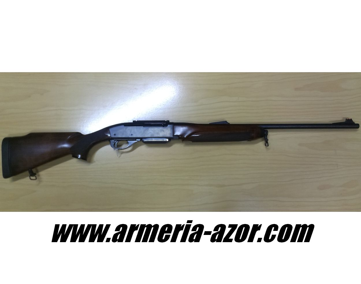 Rifle Remington 750 Usado Cal. 30-06