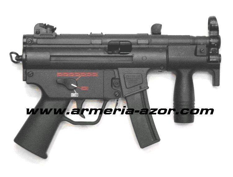 Marui HK MP5 Kurtz
