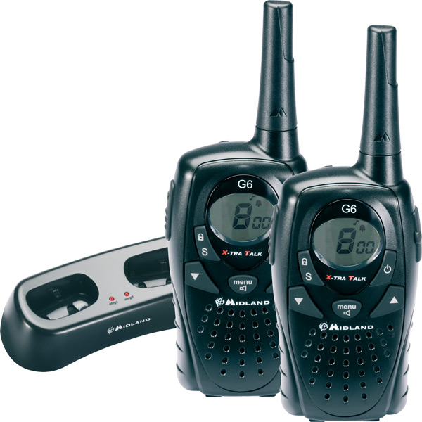 Midland G6 Pack 2 Walkie-Talkie