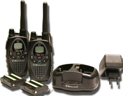 Midland G7 Pack 2 Walkie-Talkie