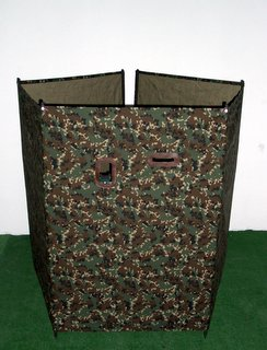 Open Ground Blind 5 Sides