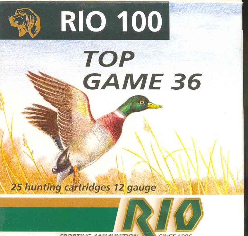 Rio 100 36 P 9 Top Game(Cajon)