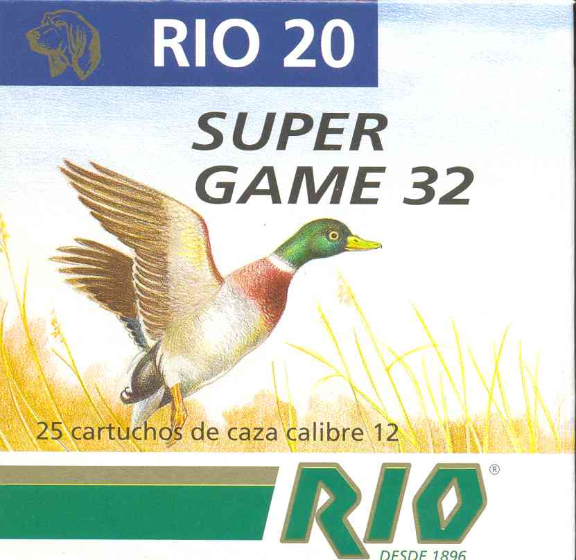 Rio 20 32 Super Game (Cajon)