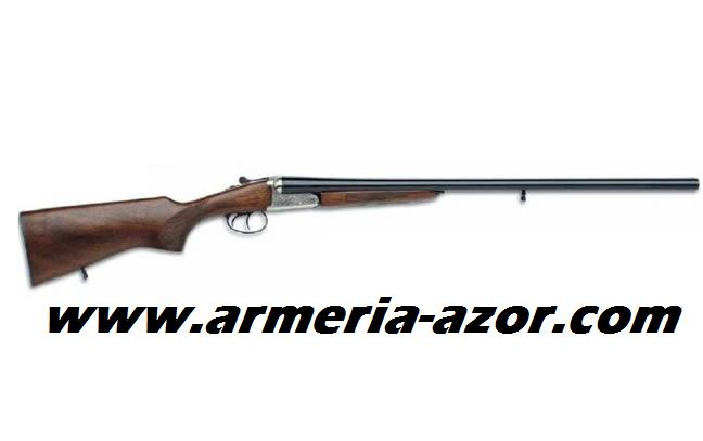 Zabala Hermanos Mod. Berri Side by Side Shotgun