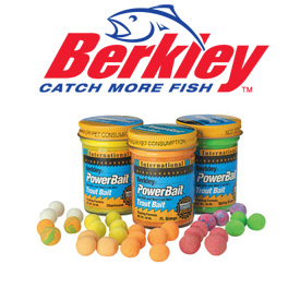 MASILLA BERKLEY BIODEGRADABLE TROUT BAIT