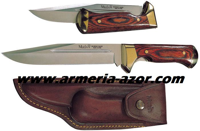 Muela Plegable Knife
