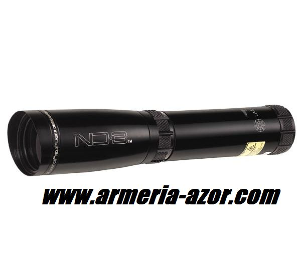 Linterna BSA Laser Genetics ND 3