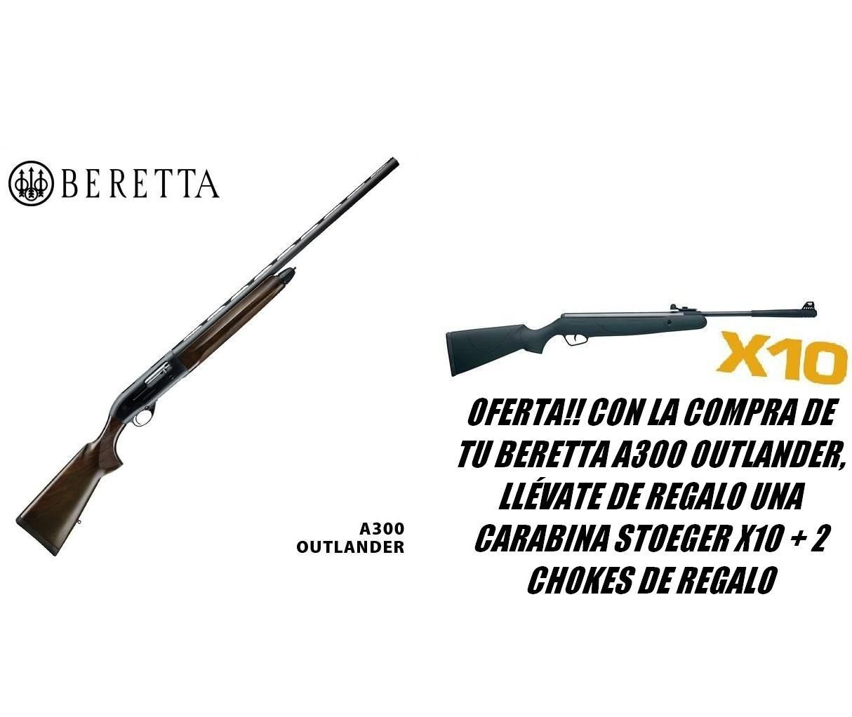 Beretta A300 Outlander Shotgun CAL.12 Offer