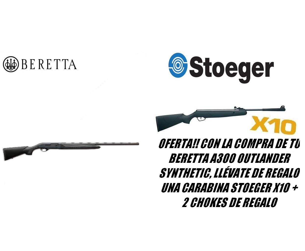 Escopeta Beretta  A300 Outlander Synthetic CAL.12 Oferta