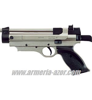 Pistola Cometa Indian Nickel - Envio Gratis
