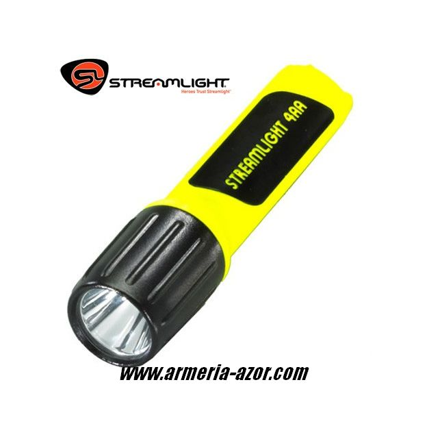 Linterna Streamlight 4AA